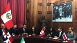 Congreso: parlamentarios se reunieron con 'defensores de la familia' - Noticias de julio rosas