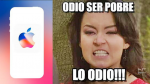 iPhone X: los divertidos memes por el último lanzamiento de Apple - Noticias de heat latin music 2017