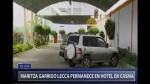 Casma: dueño de hotel donde permanece Garrido Lecca dice estar incómodo - Noticias de sendero luminoso