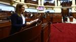 Marilú Martens: Fuerza Popular acordó presentar moción de censura - Noticias de esperanza rosas