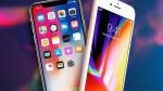 Tres cosas que el iPhone 8 puede hacer y el iPhone X no - Noticias de lista de precios