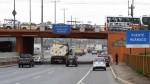 Tránsito vehicular en el puente Huánuco será cerrado por obras - Noticias de cercado de lima