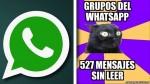 Cómo salir de un grupo de WhatsApp sin que se enteren - Noticias de archivo