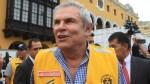 Luis Castañeda: aprobación del alcalde de Lima subió en el último mes - Noticias de lava jato