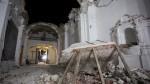 Terremoto en México: bebé muere durante su bautizo tras derrumbe de iglesia - Noticias de bebé