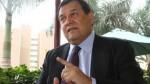 Nieto pide ser exigentes con regulación de construcciones en caso de sismos - Noticias de ministro de defensa