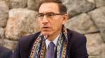 Martín Vizcarra: Es potestad de PPK conceder el indulto a Fujimori - Noticias de pedro pablo kuczynski