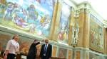 PPK quedó deslumbrado por el Vaticano durante su visita al papa Francisco - Noticias de miguel rosas