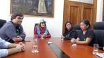 Mercedes Aráoz se reunió con madres que impulsan el cannabis medicinal - Noticias de alberto de belaunde