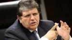 La Fiscalía investiga a Alan García y a 30 personas de su entorno - Noticias de desbalance patrimonial