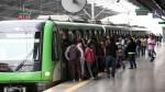 Metro de Lima: 20 nuevos trenes reducirán tiempo de espera a tres minutos - Noticias de transporte público en lima