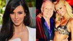 Hugh Hefner: Kim Kardashian y Paris Hilton se despiden del fundador de Playboy - Noticias de paris hilton