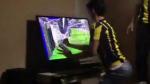 Hincha rompe su televisor por gol del rival y no pudo ver remontada de su equipo - Noticias de fenerbahce