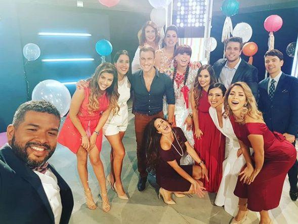 Alondra García Miró en preventa de América Televisión