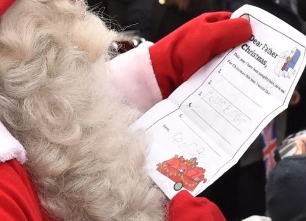 Revelan qué le pedirá el príncipe George a Santa Claus