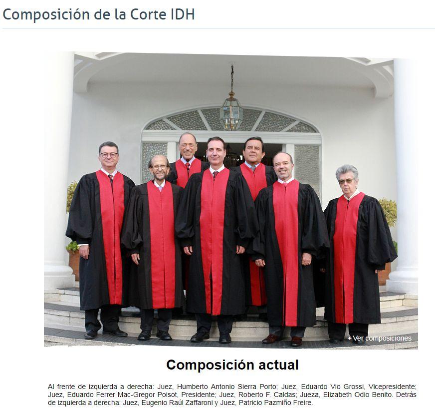 CIDH, Corte IDH, Derechos Humanos, OEA